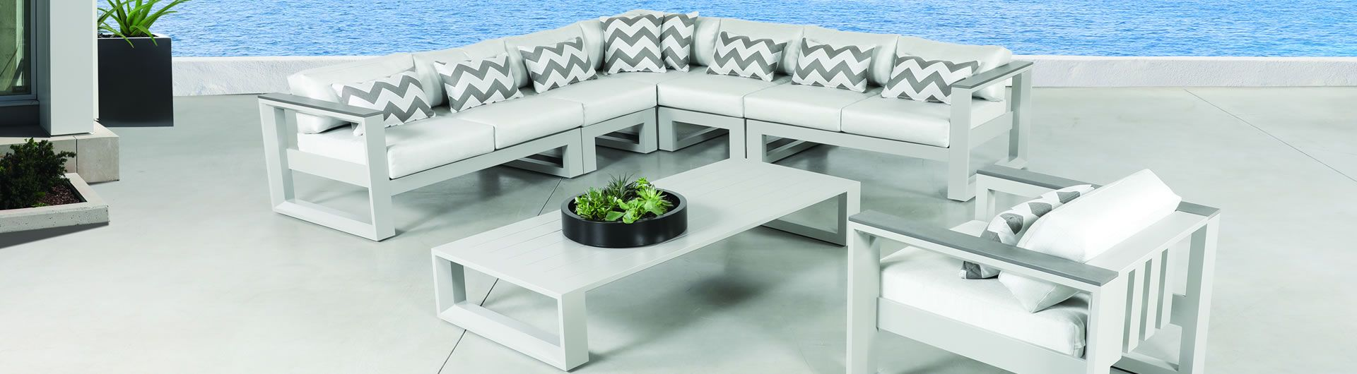 Belvedere Sectional Collection