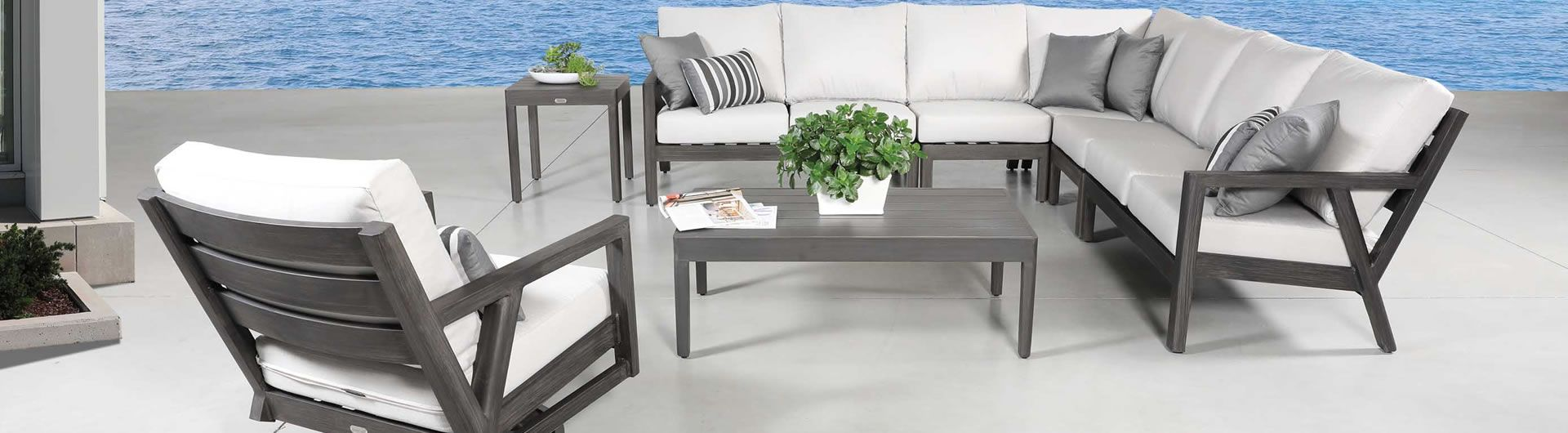 Boardwalk Sectional Collection