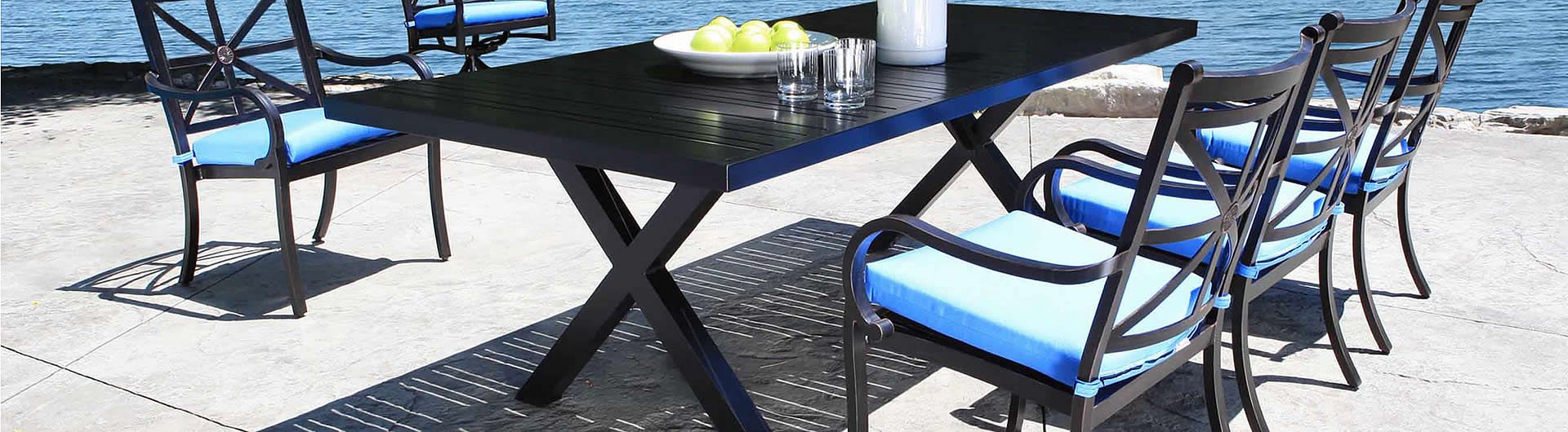Rosedale Dining Collection