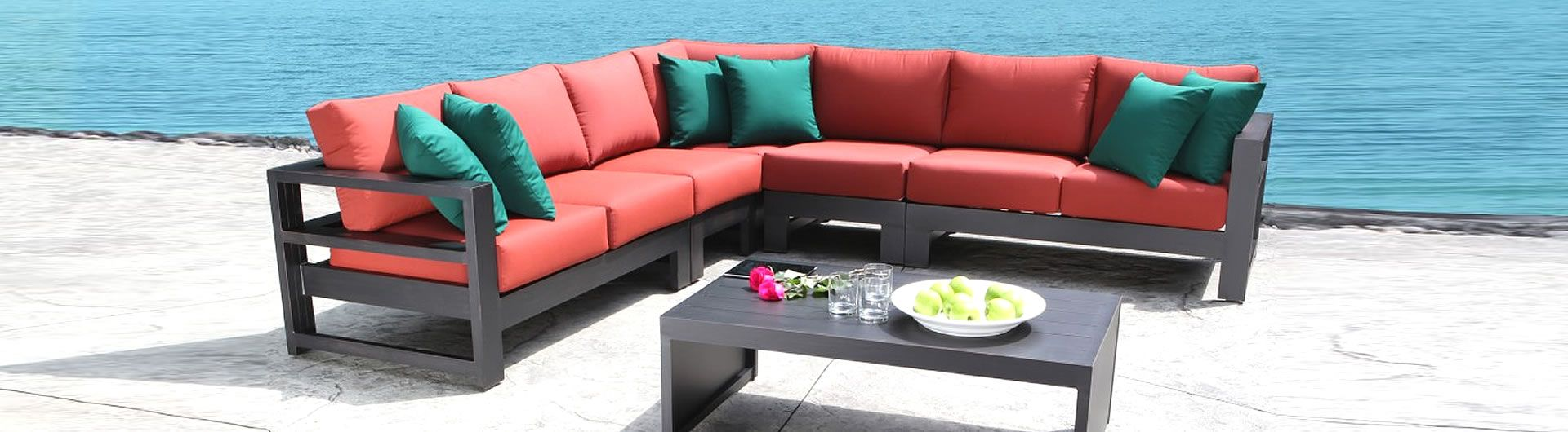 Aura Sectional Collection