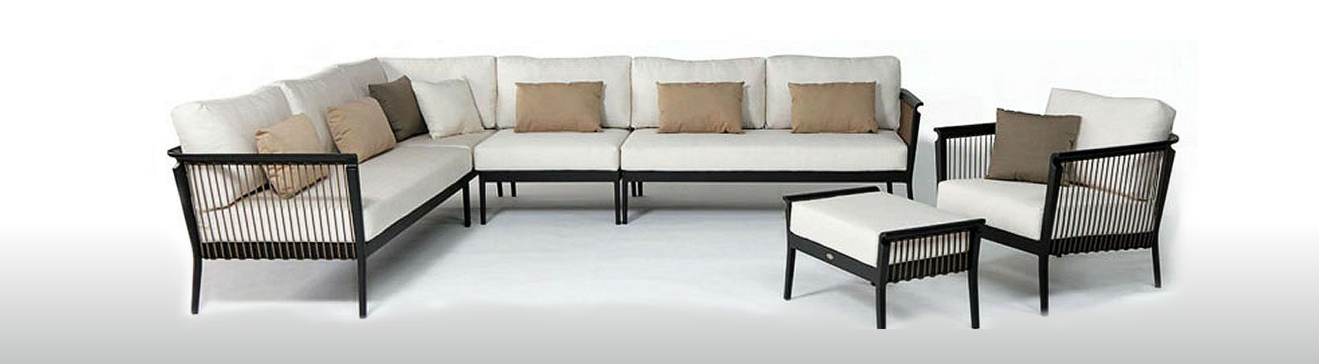 Copacabana Sectional Collection