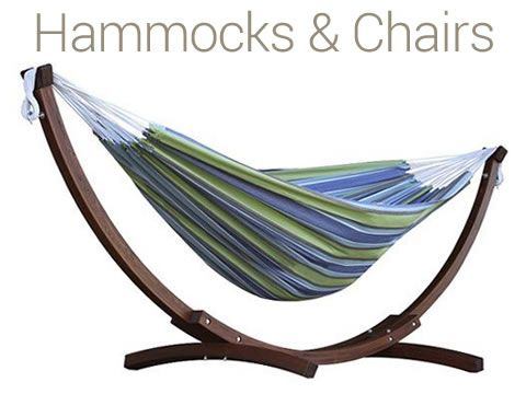 Hammocks and Chairs