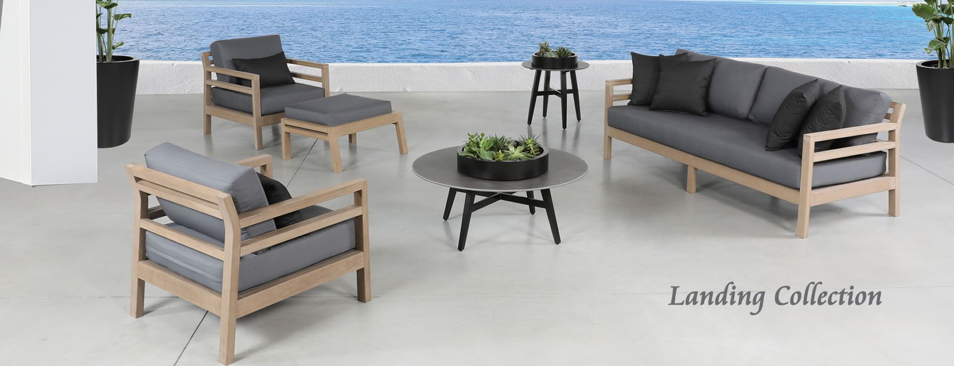 Landing Seating Collection Sherris