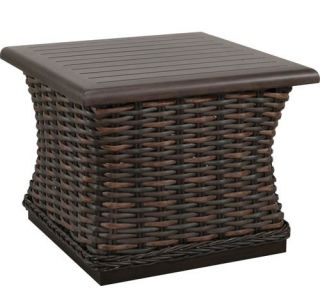 Product Name: Catalina Woven End Table Base