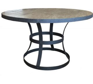 "Product Name: Parkland 48""Round Table Base"