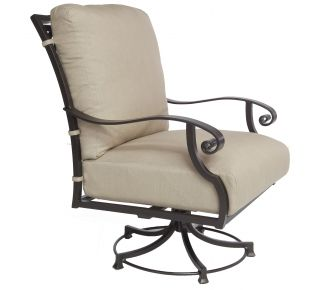 Product Name: Palisades Swivel Rocker Chair