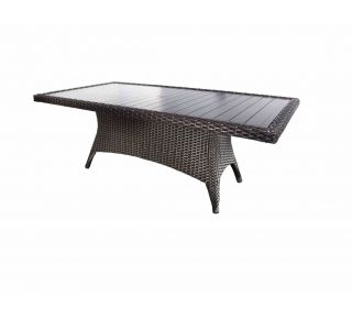 Product Name: Louvre Outdoor Dining Tables