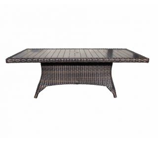 "Product Name: Louvre 112"" Rectangle Table"