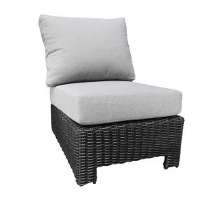 Product Name: Monterrey Sectional Slipper Chair
