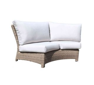 Product Name: Riverside Sectional Curved Sofa