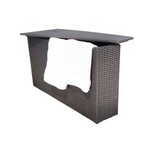Product Name: Chorus Curved Sectional Storage Wedge Table