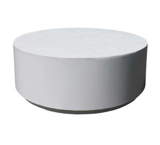 "Product Name: Mesa 42"" Round Coffee Table"