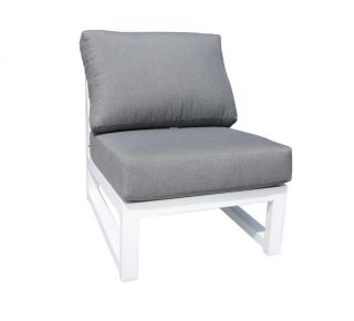 Product Name: Gramercy Sectional Slipper Chair