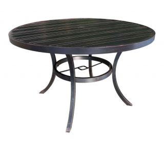 "Product Name: Milano 60"" Round Table"