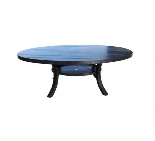 "Product Name: Monaco 98"" Oval Table"