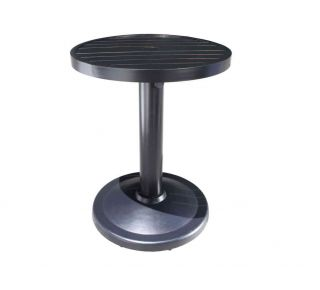 "Product Name:  Monaco 24"" Round Pedestal Table"