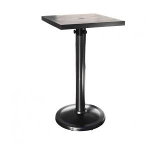 "Product Name: Monaco 32"" Pedestal SQ Counter Table"