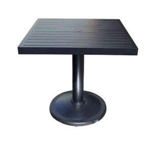 "Product Name: Monaco 36"" Pedestal Coffee Table"
