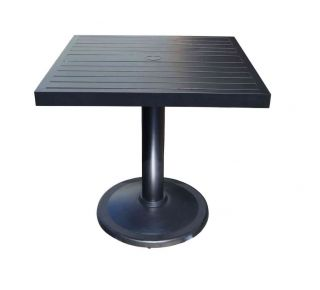 "Product Name: Monaco 32"" Pedestal Coffee Table"