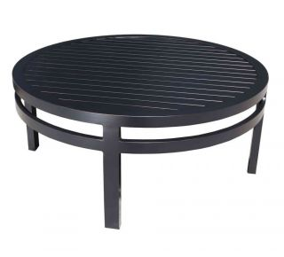 "Product Name: Monaco 39"" Round Coffee Table"