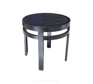 "Product Name: Monaco 23"" Round Side Table"