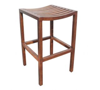 Product Name: Mission Backless Bar Stool