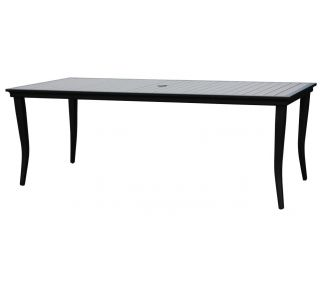 Product Name: Copacabana 84x38 Dining Table