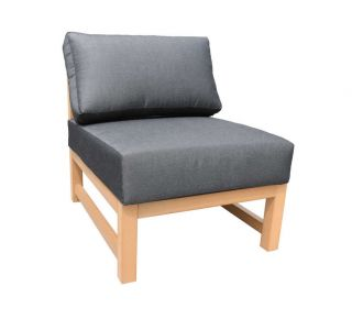 Product Name: Kensington Sectional Slipper Chair