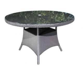 "Product Name: Solano 48"" Round Table"