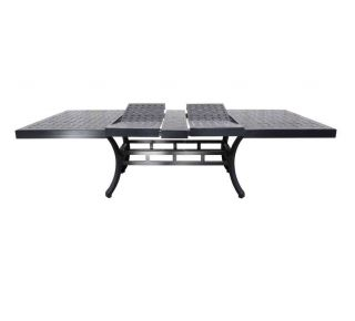 "Product Name: Hampton 108"" Extending Rectangle Table"