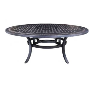 "Product Name: Pure 80"" x 60"" Egg Table"