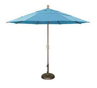 Product Name: Patio Umbrella - 11 ft. Deluxe Auto Tilt
