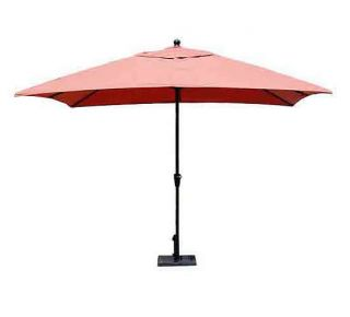 Product Name: Patio Umbrella - 11 ft. x 8 ft. Rectangle
