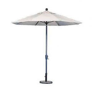 Product Name: Patio Umbrella : 7.5 ft. Button Tilt