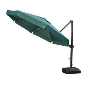 Product Name: Patio Umbrella - Siena 11.5 ft. Cantilever