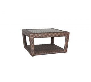 "Product Name: Portfino 25"" Sq Coffee Table"