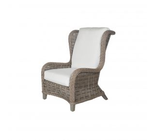Product Name: Bellevue Wingback Club Chair