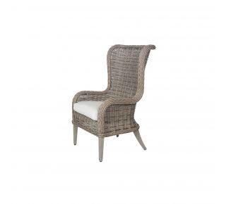 Product Name: Bellevue Wingback Host Chair