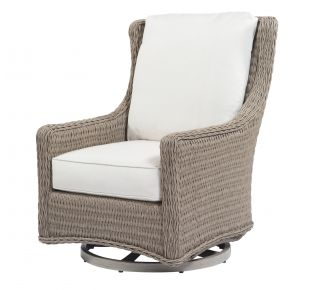 Product Name: Geneva Swivel Glider