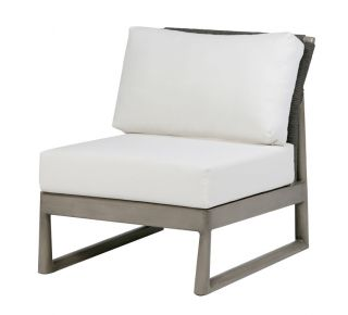 Product Name: Park West Armless Chair