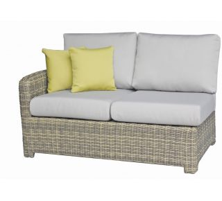 Product Name: Princeville 2-Seater Left Arm